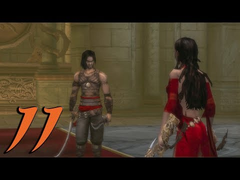 Kaileena Boss Fight (Past) & Fourth Dahaka Chase - Prince Of Persia: Warrior Within - Part 11