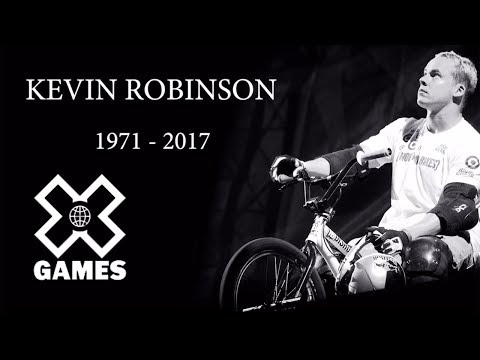 Kevin Robinson: A K-Rob Tribute | X Games