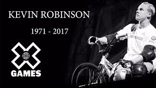 Kevin Robinson: A K-Rob Tribute | X Games