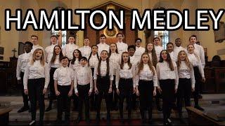 HAMILTON MEDLEY! Amazing UK-Based Teens - LIVE Performance.