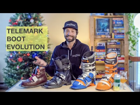 Telemark Boot Evolution Ep.1