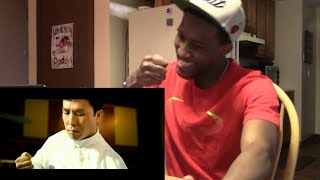 Ip Man vs 3 Masters- Reaction!!