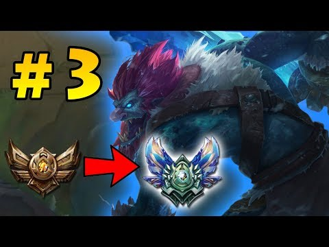 From the Depths of Bronze to Diamond Episode #3 | Trundle By Popular Demand