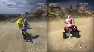 MX Vs ATV Supercross Encore Free Ride