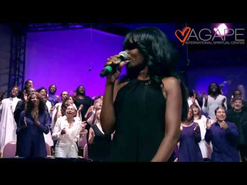 "Agape International Choir ""I'm Stretching Out"" 5-29-2016"
