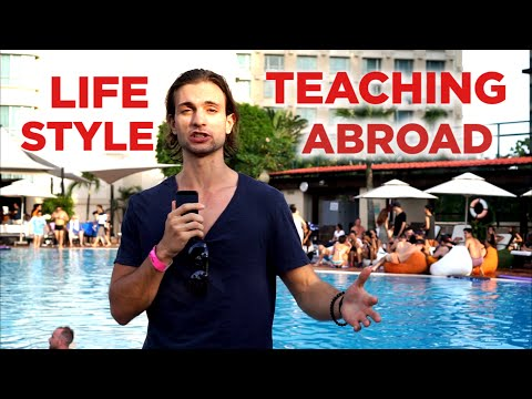 Teaching English Abroad in Asia: How To Design Your Ideal Lifestyle