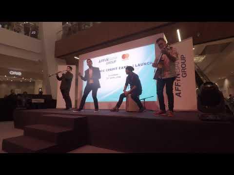 Alif Satar & Trio Loco - Sesungguhnya Aku (Live)