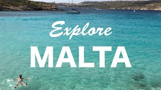 Malta Travel Guide   4K Ultra HD
