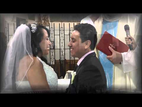 Fuiste tu- videoclip boda wilfredo y wendy