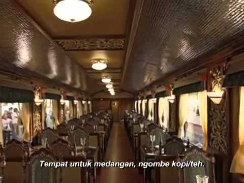 Hikmah 036 ~ Wow! Inilah Kemewahan Kereta Api Termahal di Asia