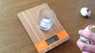 Кухонные весы. Обзор кухонных весов SCARLETT SC-KS57P01