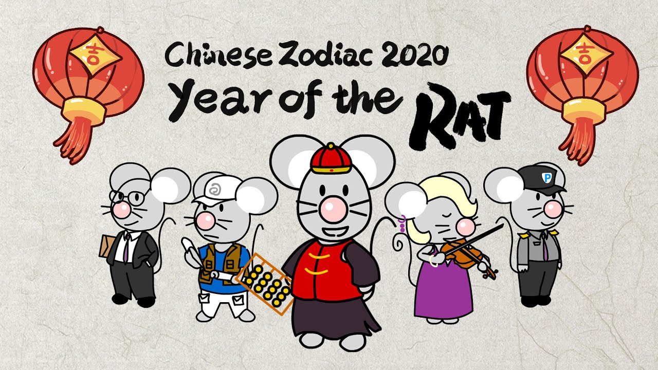 Chinese zodiac 2020: All you need to know about the year of the rat
