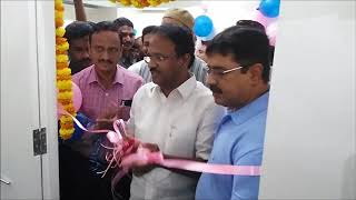 Minister C. Laxma Reddy Inaugurated Dialysis Centre at Malakpet Area Hospital