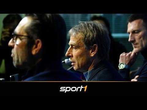 Tagebuch aufgetaucht: Klinsmann rechnet mit Preetz ab   SPORT1 - DER TAG