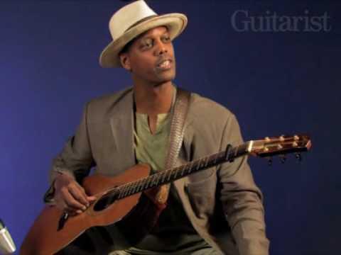 Eirc Bibb guitar lesson