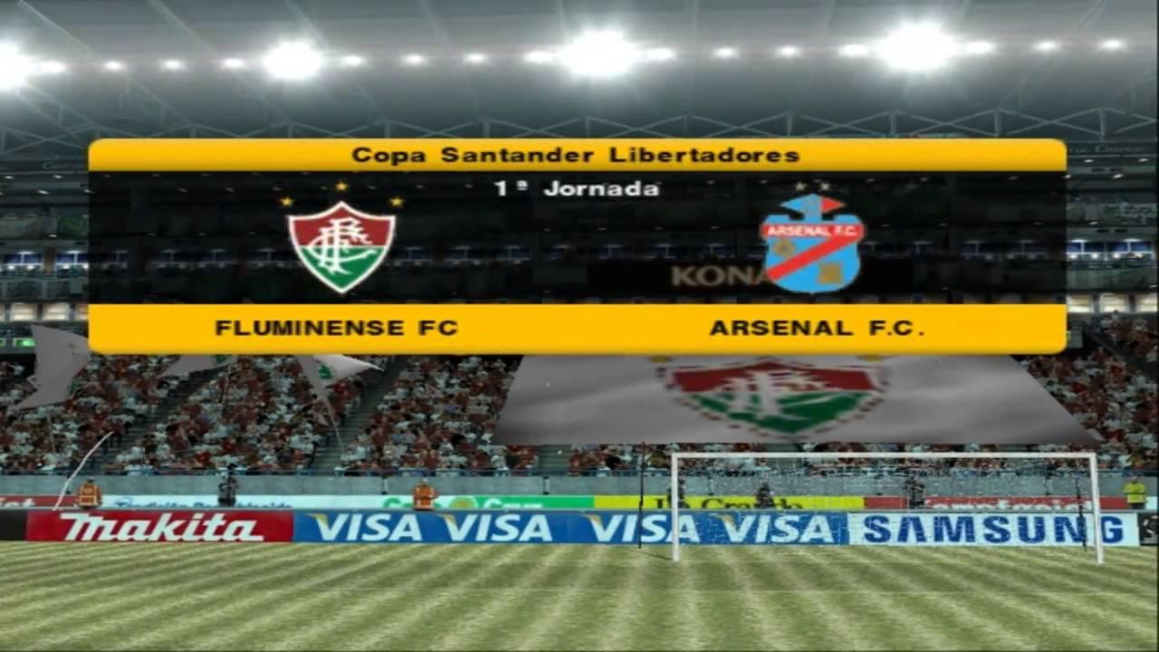 BAIXAR PS2 2009 COPA LIBERTADORES SANTANDER