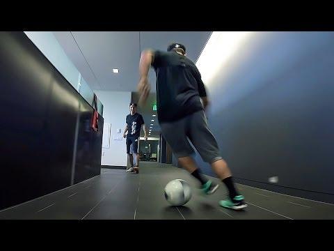 GoPro: Office Soccer