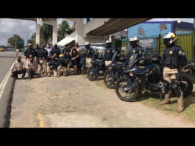 PRF participa da Semana Nacional do Trânsito em Pernambuco
