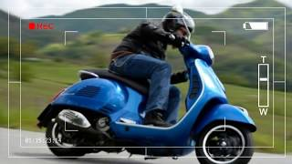 Vespa GTS 300 Super ABS Review – First Ride
