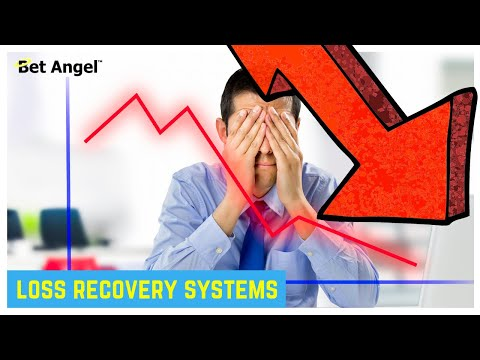 Loss recovery systems & strategies when betting or trading