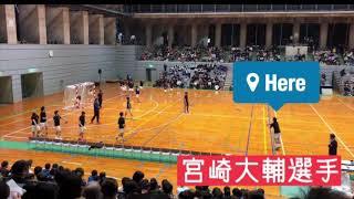 2019.11.23 ハンドボール宮崎大輔選手アップ動画