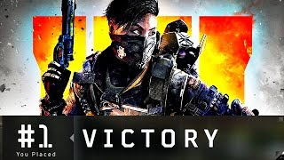 "UNLOCKING ""SERAPH"" SPECIALIST IN BLACKOUT! (Black Ops 4 Blackout Gameplay)"