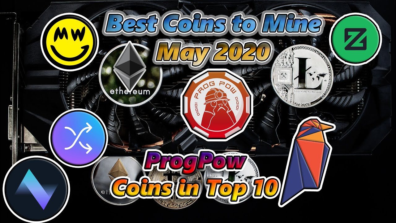 Most Profitable Cryptocurrency to Mine ⛏ May 2020 🤑 20