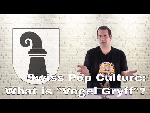 What is Vogel Gryff? Basel Pop Culture