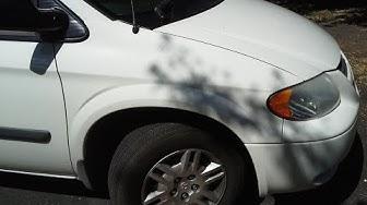 How to Replace Windshield Washer Pump - Dodge Caravan - DIY