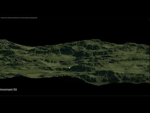 Terrain & Environmental Assets Pack + Video Tutorial series