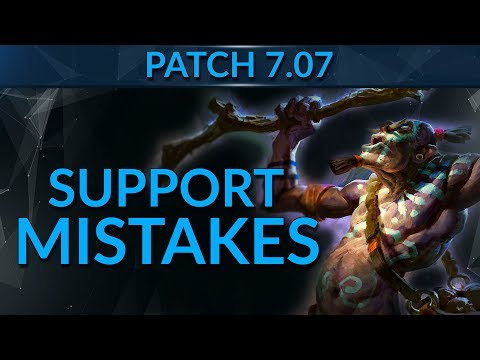 Support Mistakes that HARM Your Carry | Dota 2 Guide
