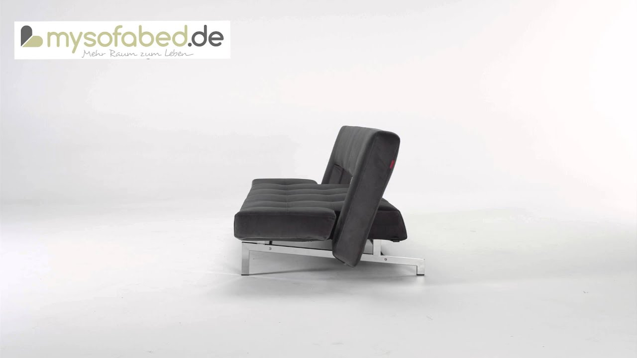 Wing Von Innovation Schlafsofa Mysofabedde Youtube