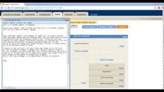 Explicacion del uso de alguno widget y HTML