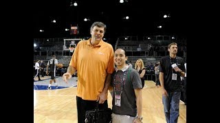 Neilson Gautama in NBA All Star Game 16 Feb 2009 Part 2