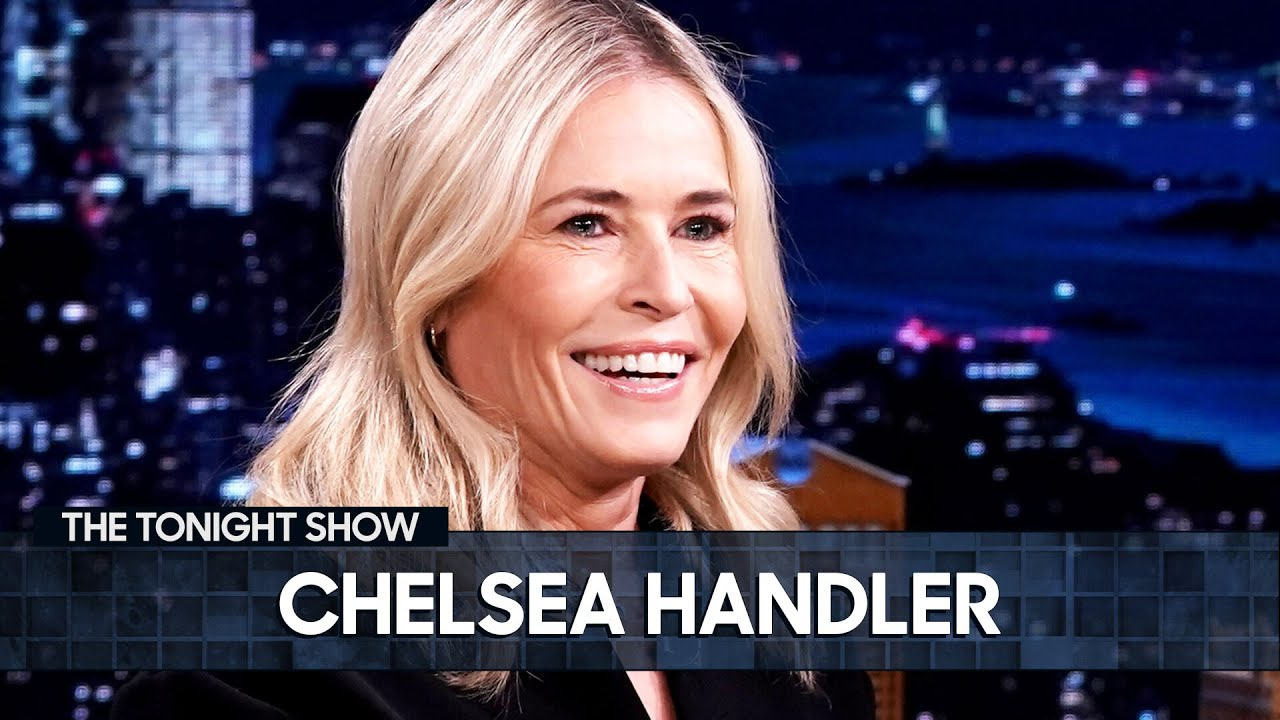 Download Chelsea Handler Has Words for Anti-Maskers Causing a Scene on Planes | Tonight Show