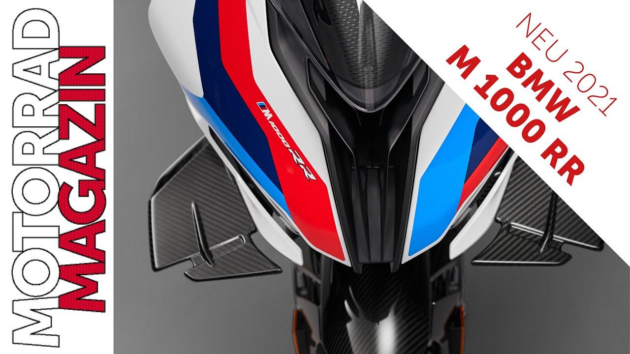 Download BMW M 1000 RR 2021 - 212 PS, 192 Kilo, Carbonfelgen serienmäßig, Winglets - Alle Infos zum Superbike