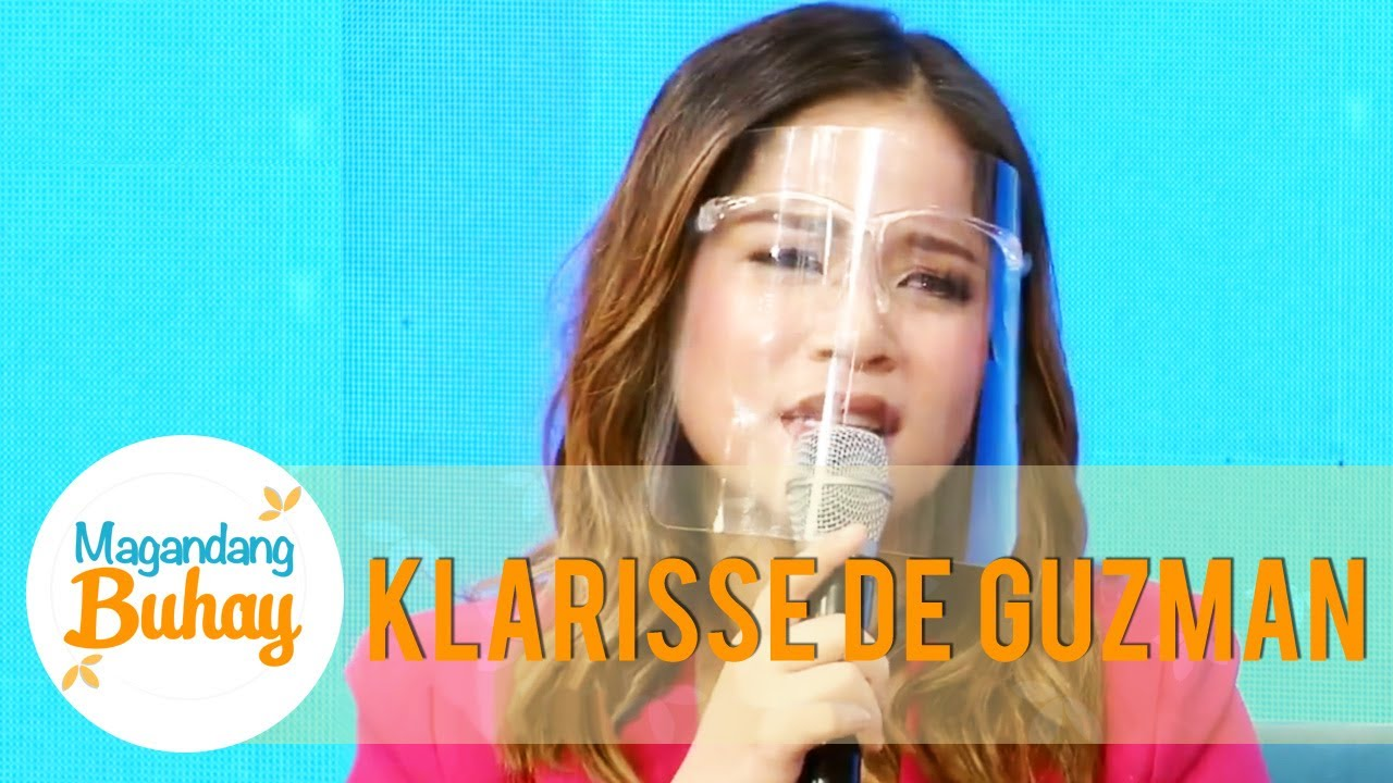 Klarisse misses her bonding with the Your Face Sounds Familiar family | Magandang Buhay