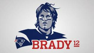 How To Draw Sports Logos: Tom Brady