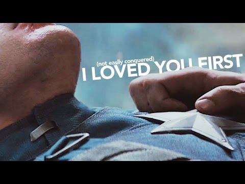 Steve & Bucky | I Loved You First [Not Easily Conquered]