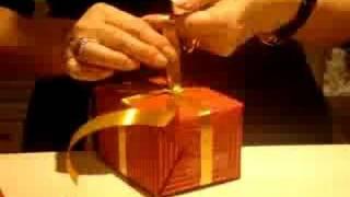 Swiss gift packing