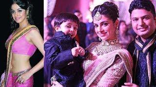 ये है गुलशन कुमार की ग्लैमरस बहू, अपनी ही फिल्म में कर चुकीं आइटम डांस - Gulshan Kumar Daughter