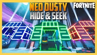Neo Dusty PAY TO WIN Hide and Seek in Fortnite!
