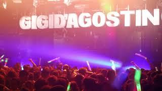 MIA clubbing con Gigi D'Agostino 24feb18 on www.GlamourNews.it 2° Ciack