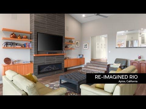Santa Cruz Builder Remodel #139   Re-Imagined Rio   Aptos, California