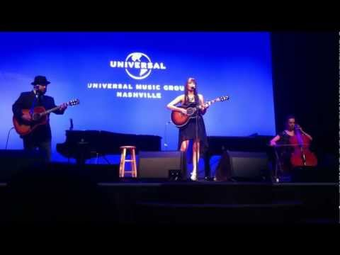 Kacey Musgraves at The Ryman - Merry Go 'Round