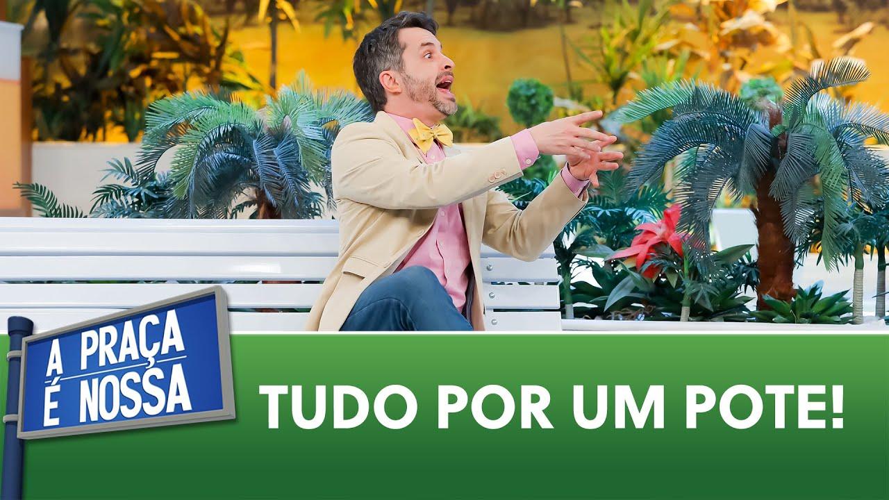 Isso é coisa de velho, Bruno Motta   A Praça é Nossa (29/07/21)
