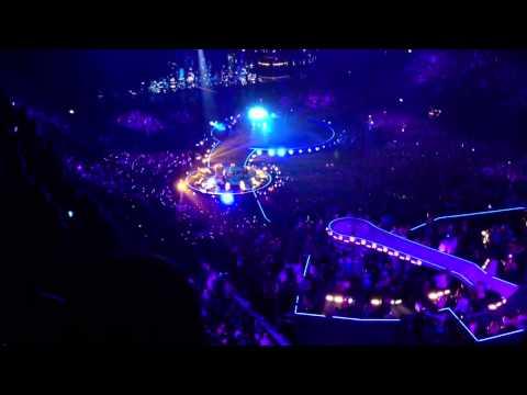 Robin Thicke - Feel Good - MTV EMA 2013