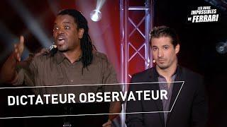 Anthony Kavanagh et Jérémy Ferrari : Dictateur observateur YouTube Videos