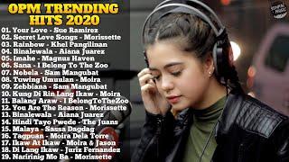 BEST OF WISH 107.5 OPM TRENDING HITS 2020 || OPM Hugot Songs 2020 ~ Morissette, Moira, Sue Ramirez..