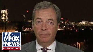 Farage on why he's concerned with Boris Johnson's Brexit plan